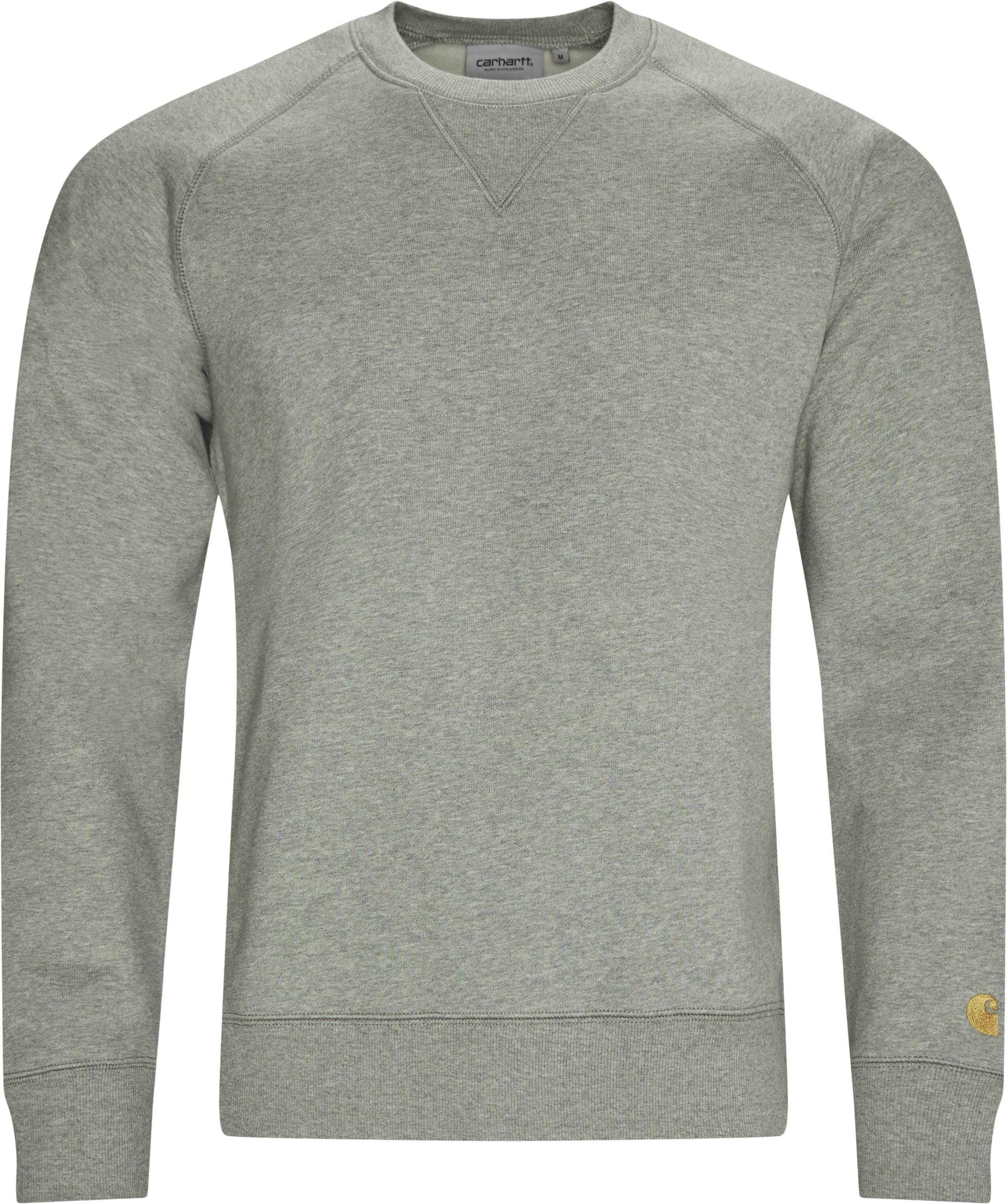Crew Chase Sweatshirt - Sweatshirts - Regular fit - Grå